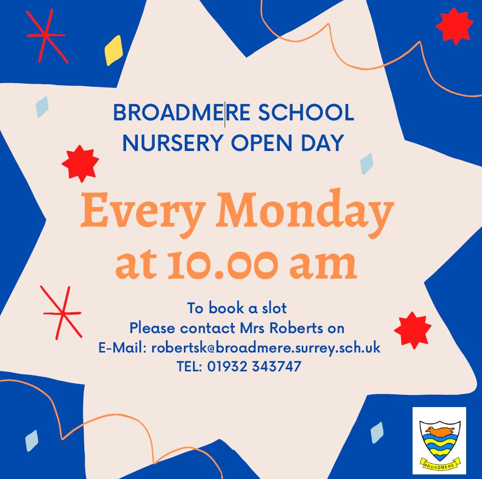 Bm nursery open day